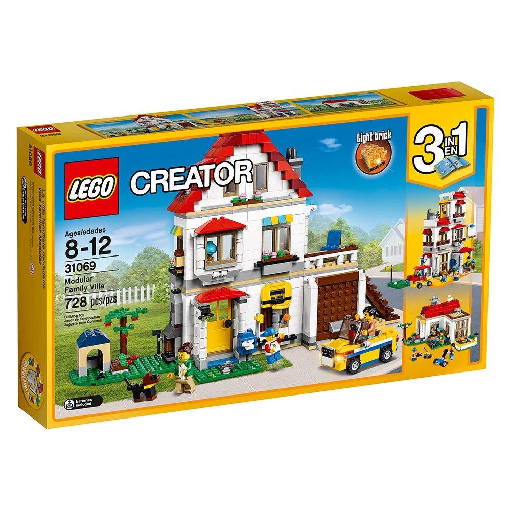 creator modular family villa 31069
