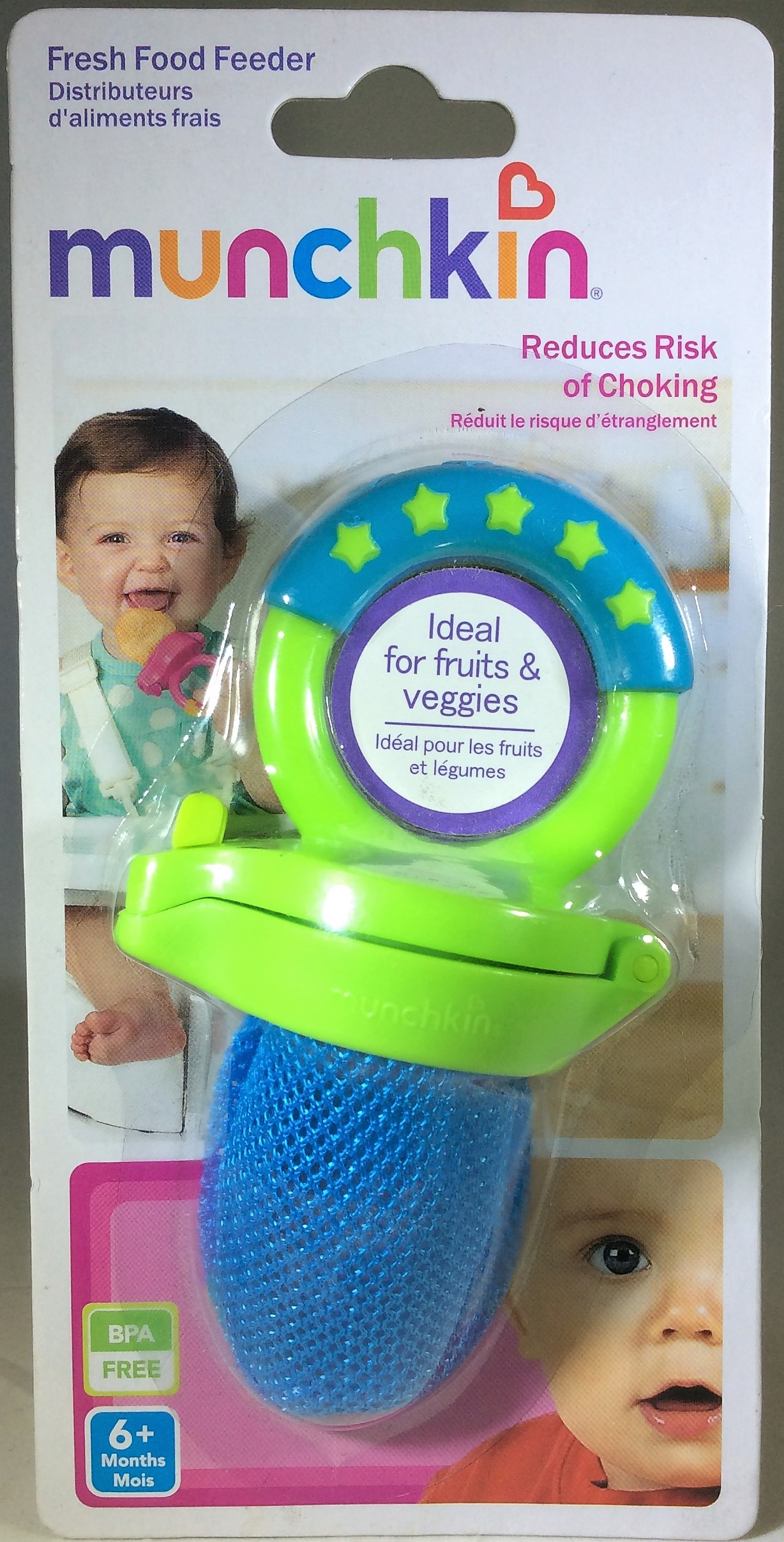Feeder Allows Your Baby To Enjoy Lots Of Delicious Foods Without The Choking Risk Simply Put A Piece Fruit Vegetables Or Meat Into Mesh Bag And