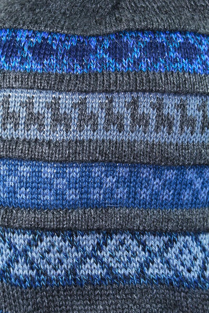 Superfine-100-Alpaca-Wool-Handmade-Intarsia-Chullo-Ski-Hat-Beanie-Aviator thumbnail 89