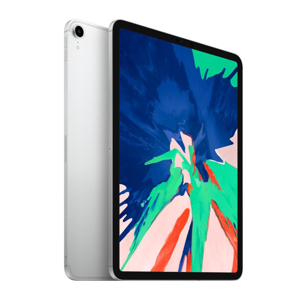 """Apple iPad Pro Tablet  11"""" Liquid Retina 1TB Wi-Fi + 4G LTE Cellular - Silver"""
