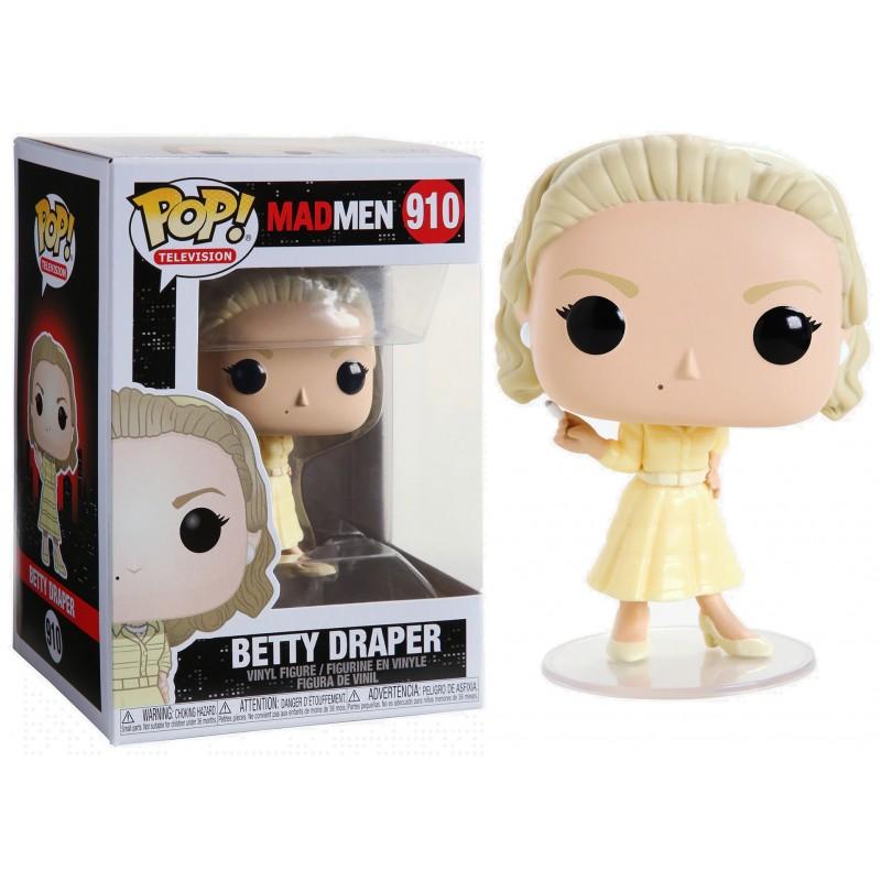 POP TV Betty Brand New In Box Mad Men S1 Funko