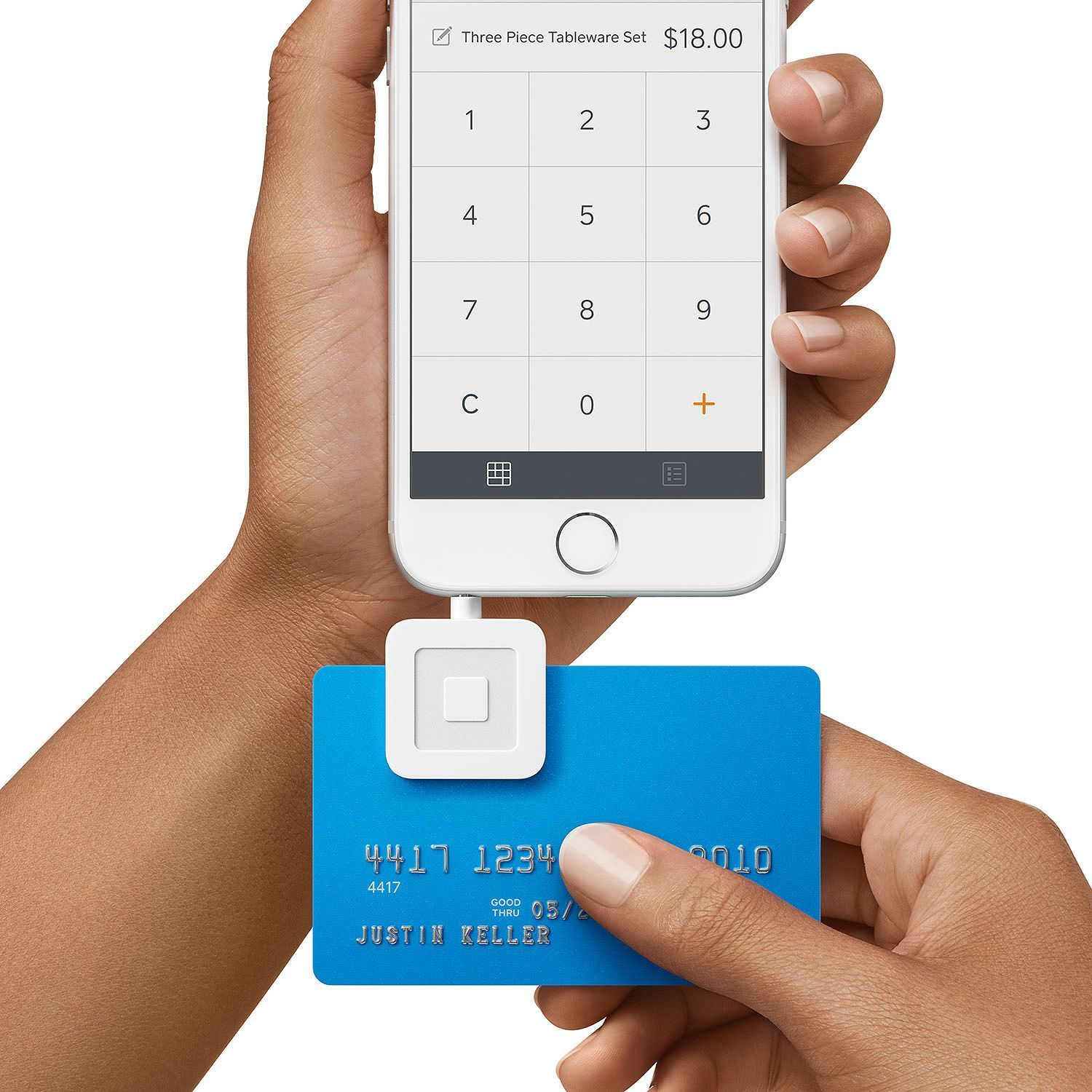 Square Credit Card Reader Iphone