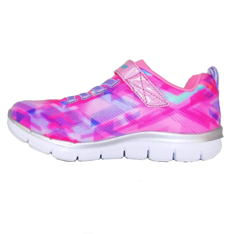 4ec031a6da76 Skechers Skech Appeal 2.0 Color Me Cute Little Girls Athletic Sneaker Shoes