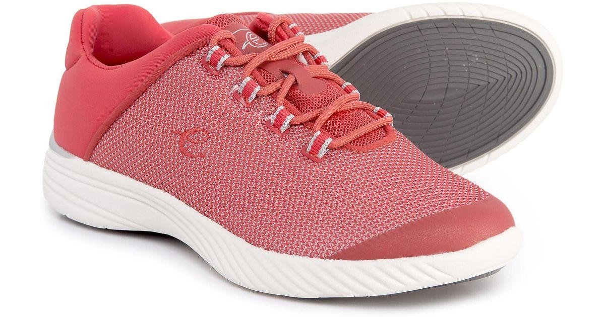 Easy-Spirit-Favour-Women-039-s-Comfort-Walking-Lace-Up-Shoes thumbnail 6