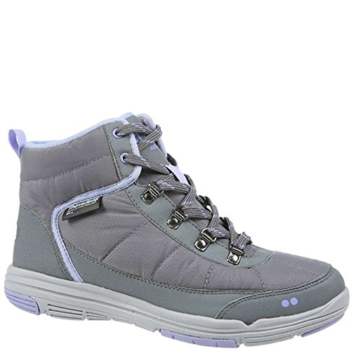 Ryka Women's Adella Fashion Boot, Slate Grey/Amethyst/Sconce Grey, 6.5 W US
