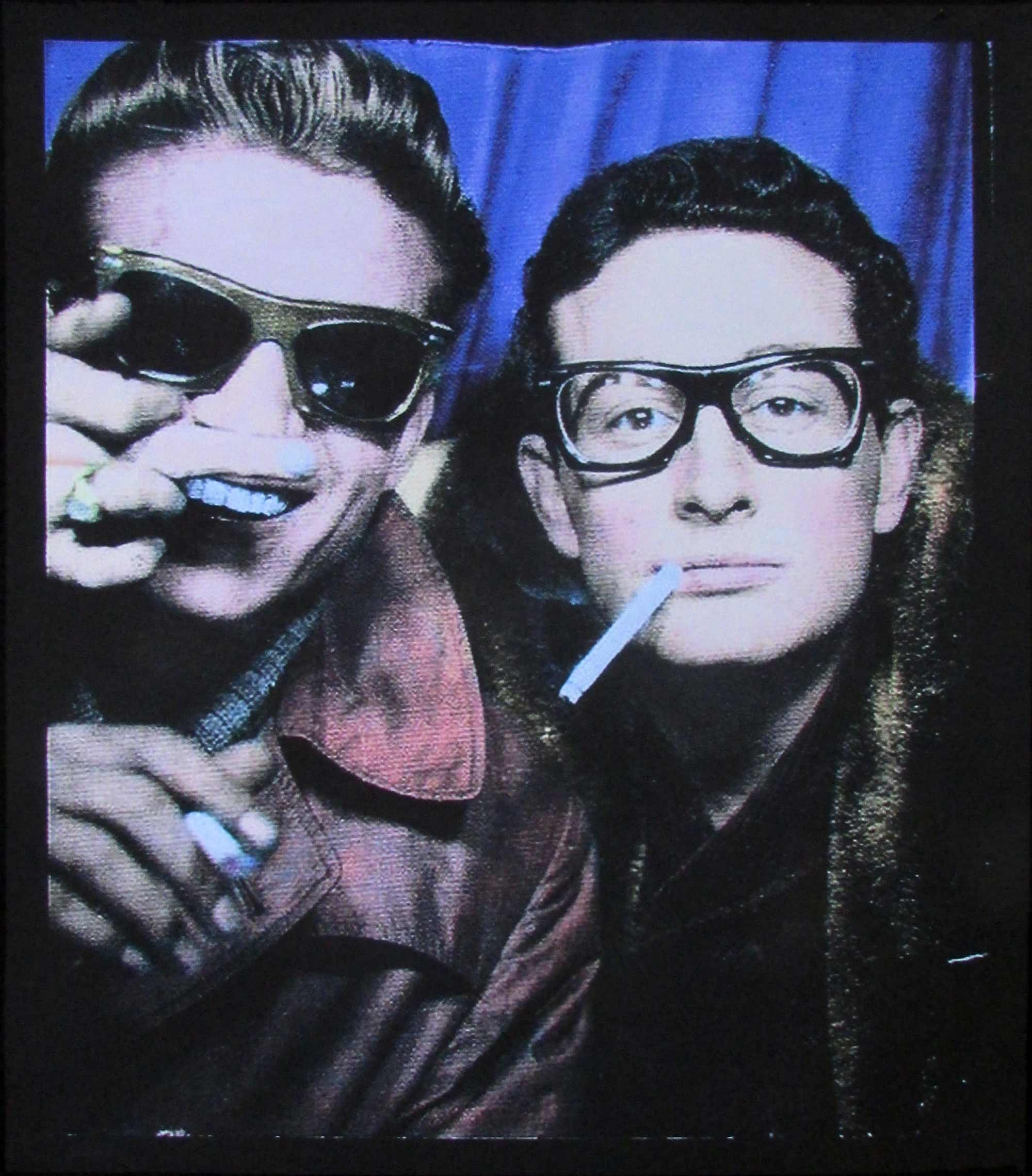 Waylon Jennings Buddy Holly Poster #1 Grand Central ...