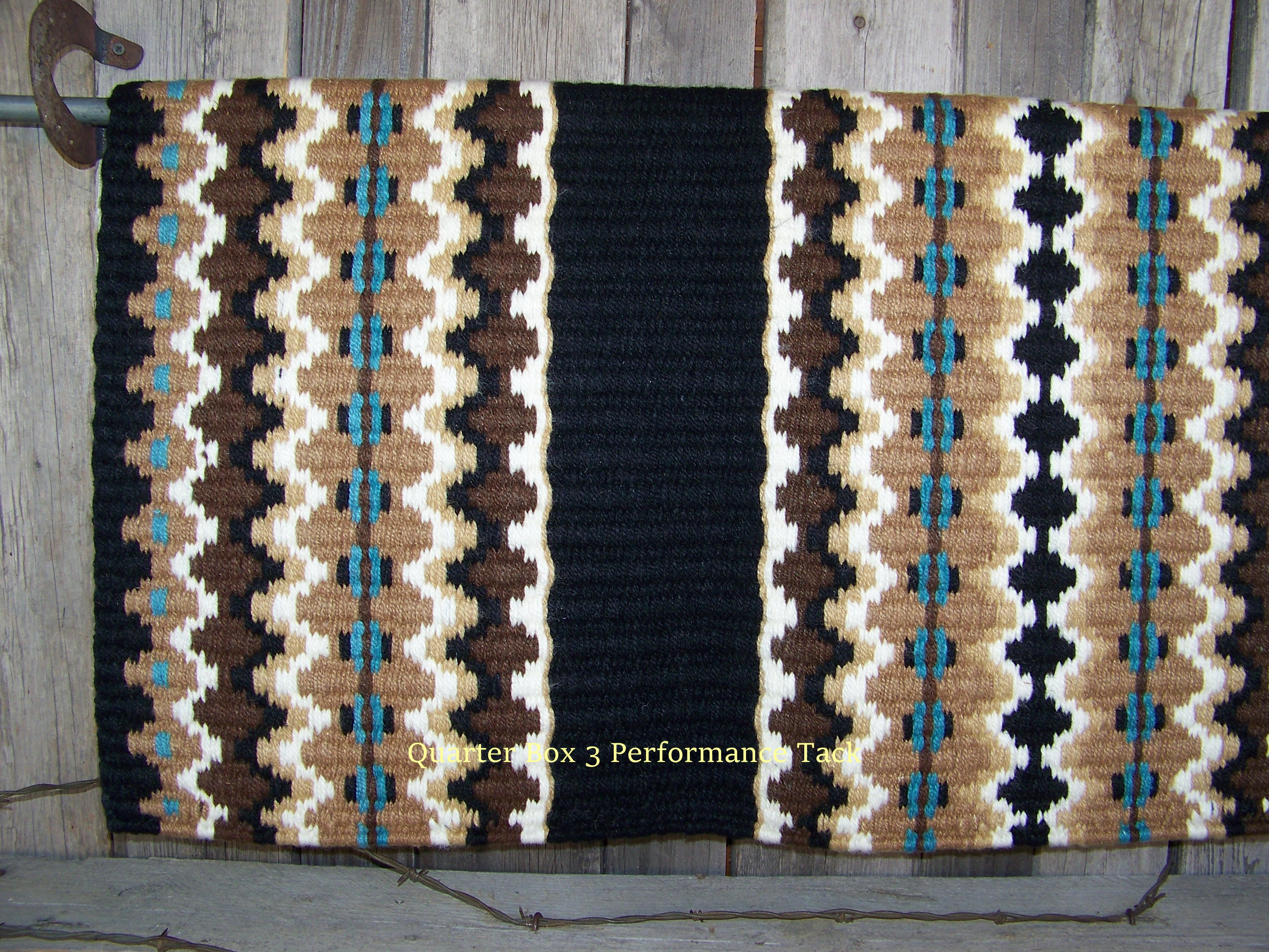 Details about  /Branding Iron Show Blanket 38x34 Fawn Base//Chest /& Sage Accents by Mayatex