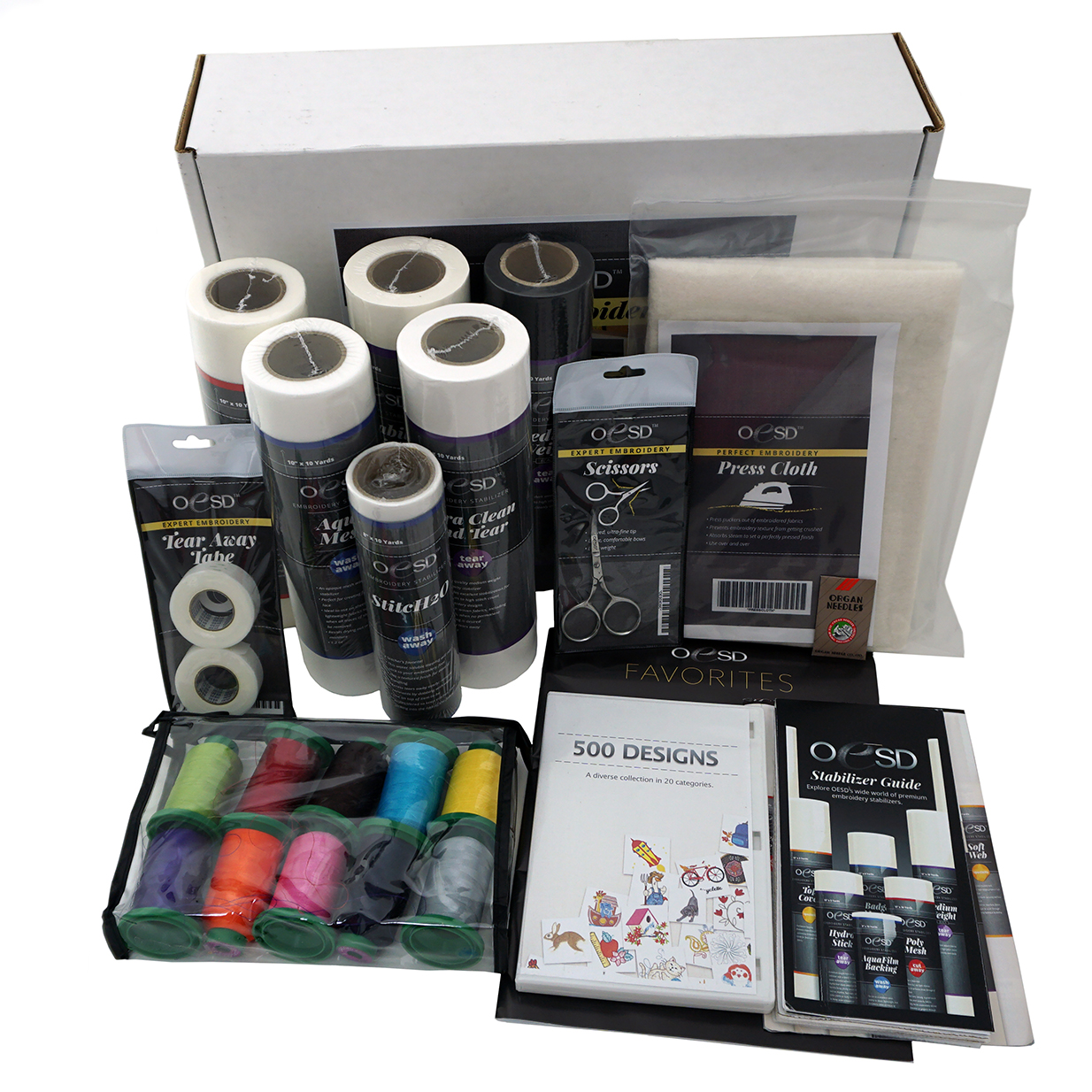 OESD -- Expert Embroidery Kit | eBay