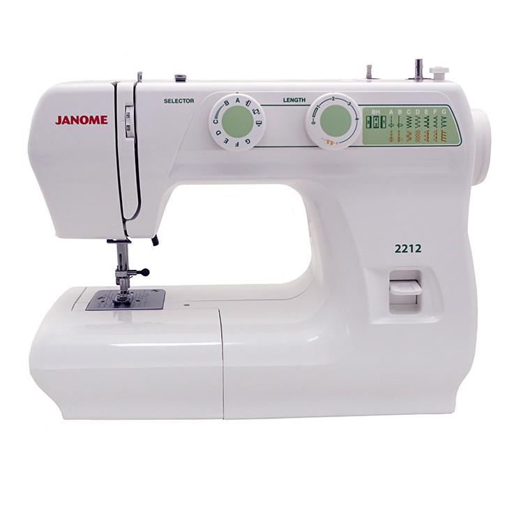 Janome 2212 Sewing Machine Ebay