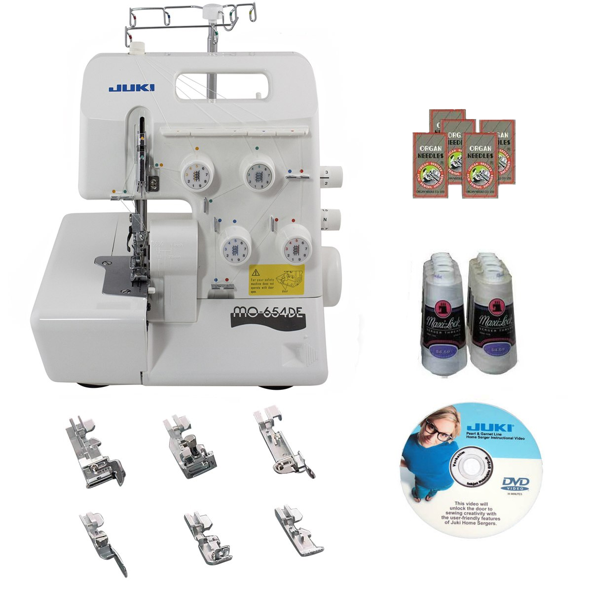 Sewing Machine And Serger Combo