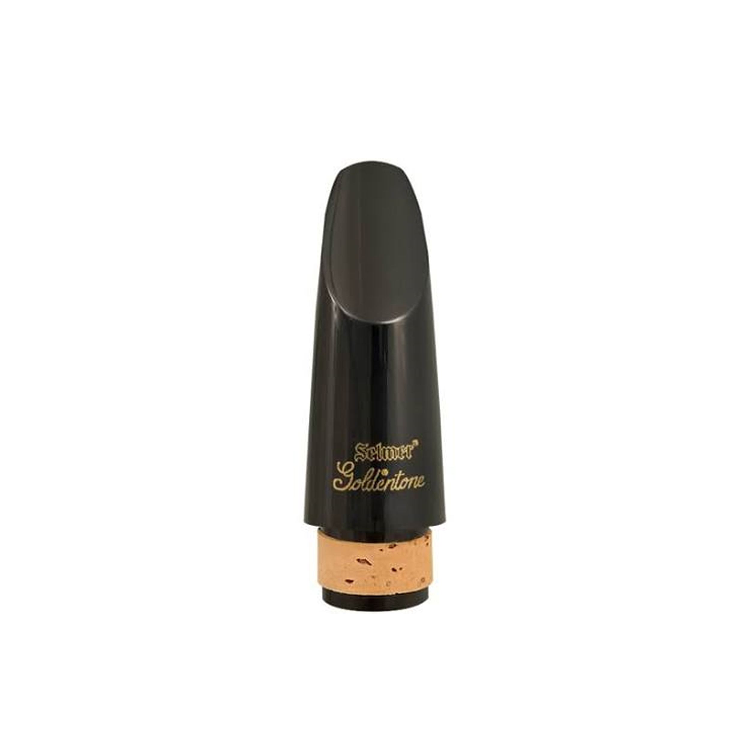 Selmer 77113 Goldentone Clarinet Mouthpiece #3