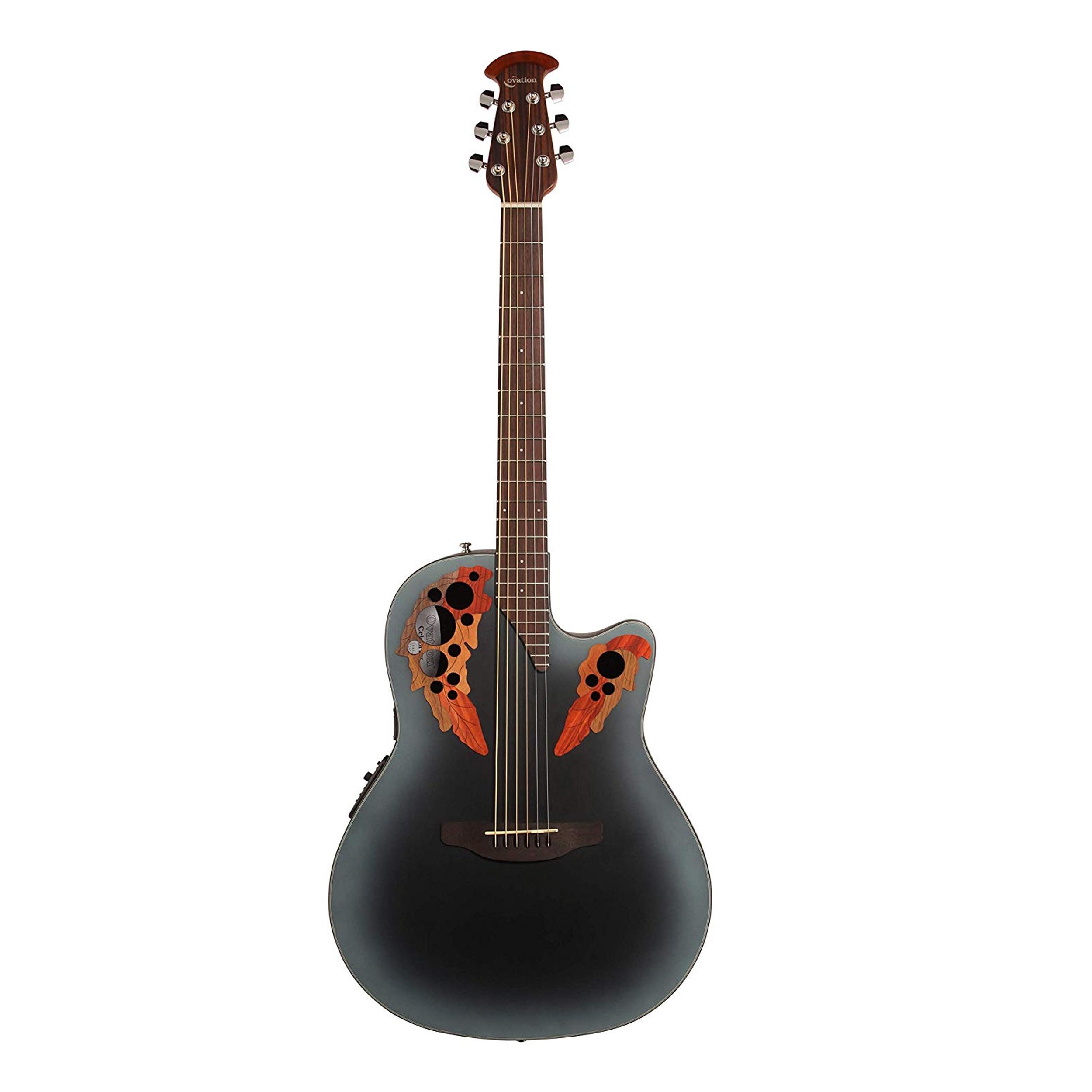 Blue Burst Guitars : ovation celebrity elite mid depth acoustic electric guitar reverse blue burst ebay ~ Vivirlamusica.com Haus und Dekorationen