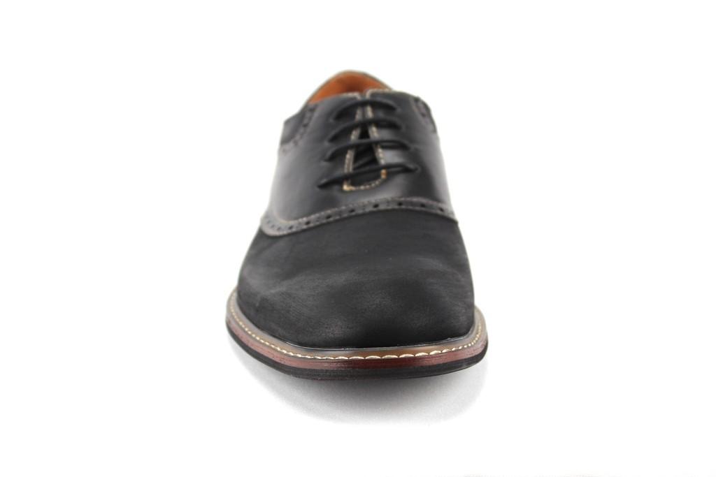 55ce65c133d6a Details about New Ferro Aldo Men's 19268A Derby Saddle Round Toe Lace Up  Oxfords Dress Shoes