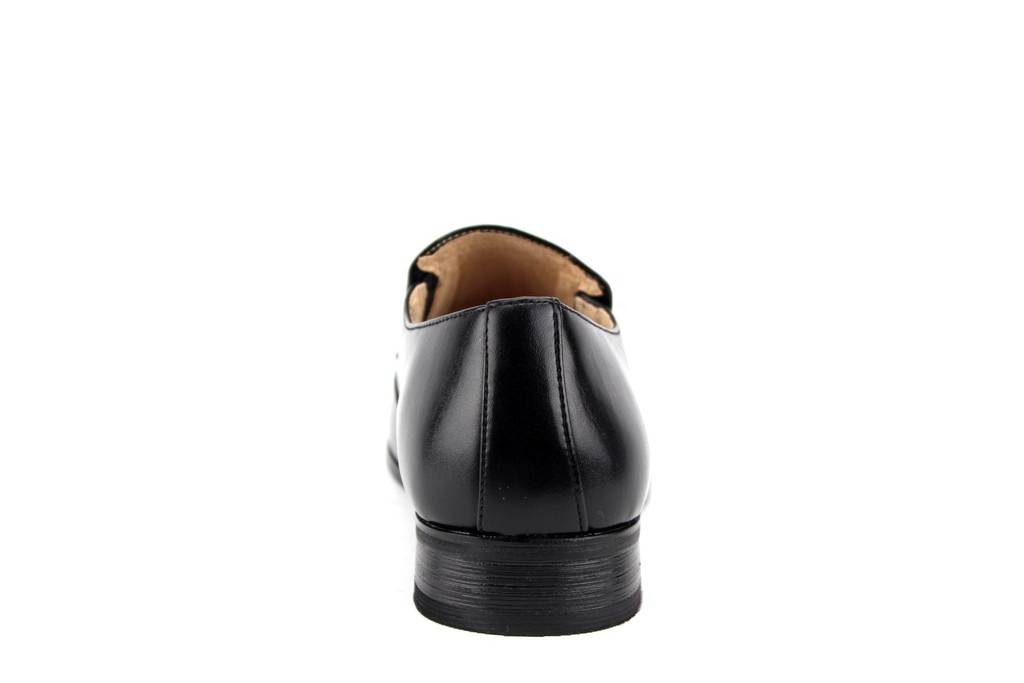 New-Men-039-s-98105-Classic-Slip-On-Pointy-Toe-Belted-Casual-Loafers-Dress-Shoes thumbnail 24