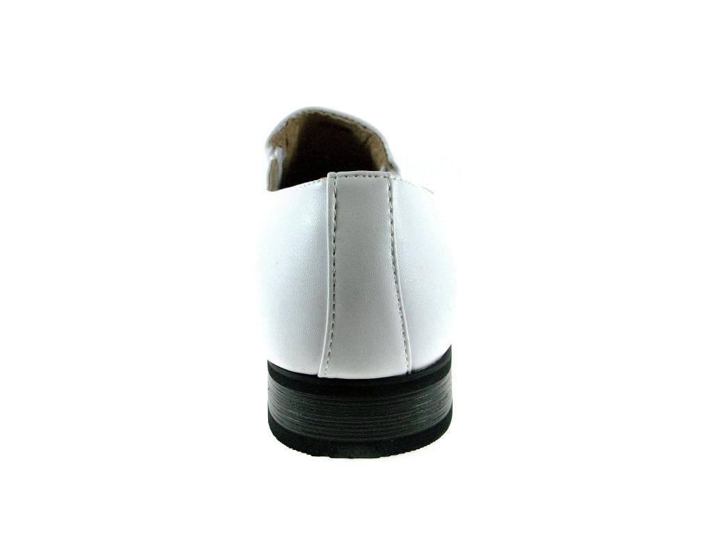 New-Men-039-s-98105-Classic-Slip-On-Pointy-Toe-Belted-Casual-Loafers-Dress-Shoes thumbnail 12