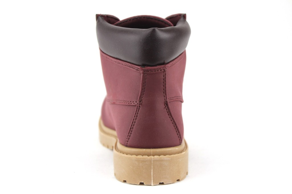 Toddler Little Girl/'s Cay-06 Ankle High Chukka Round Toe Padded High Top Boots