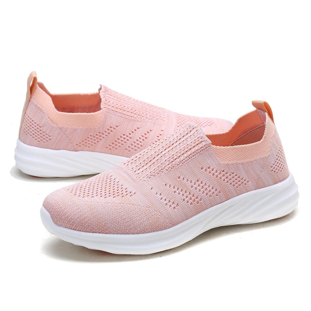 lightweight slip on walking shoes