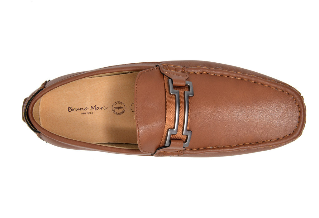 Bruno-Marc-Men-039-s-New-Classic-Fashion-Slip-on-Driving-Casual-Loafers-Boat-Shoes thumbnail 46