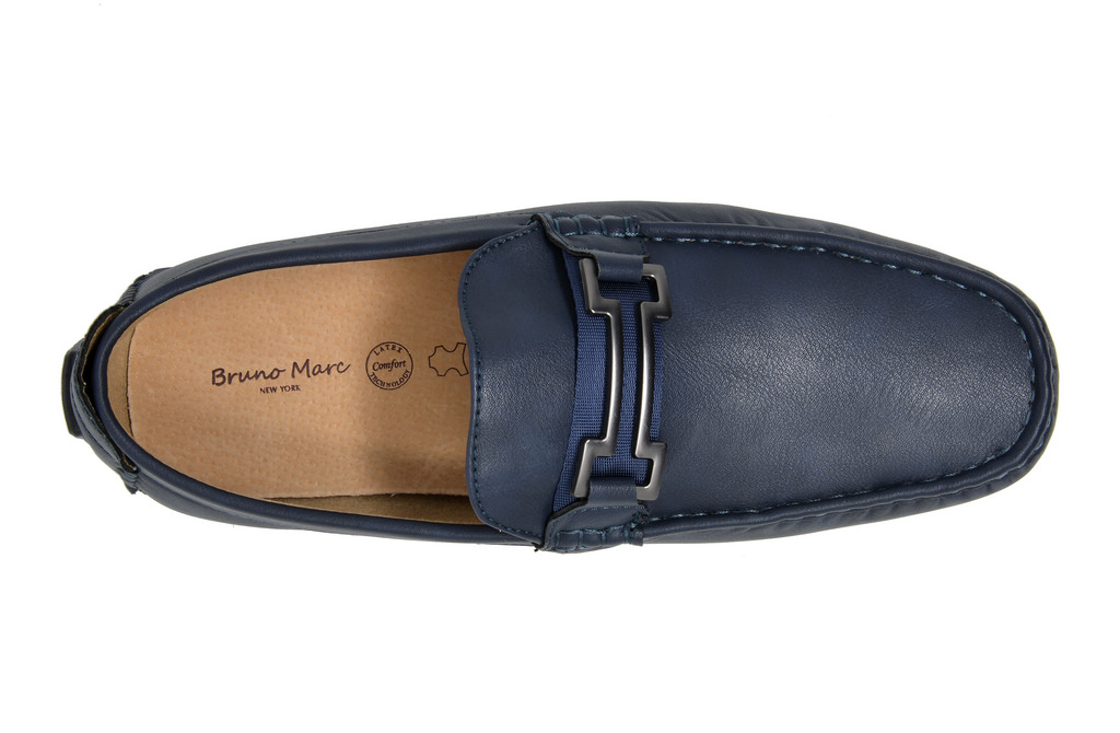 Bruno-Marc-Men-039-s-New-Classic-Fashion-Slip-on-Driving-Casual-Loafers-Boat-Shoes thumbnail 32