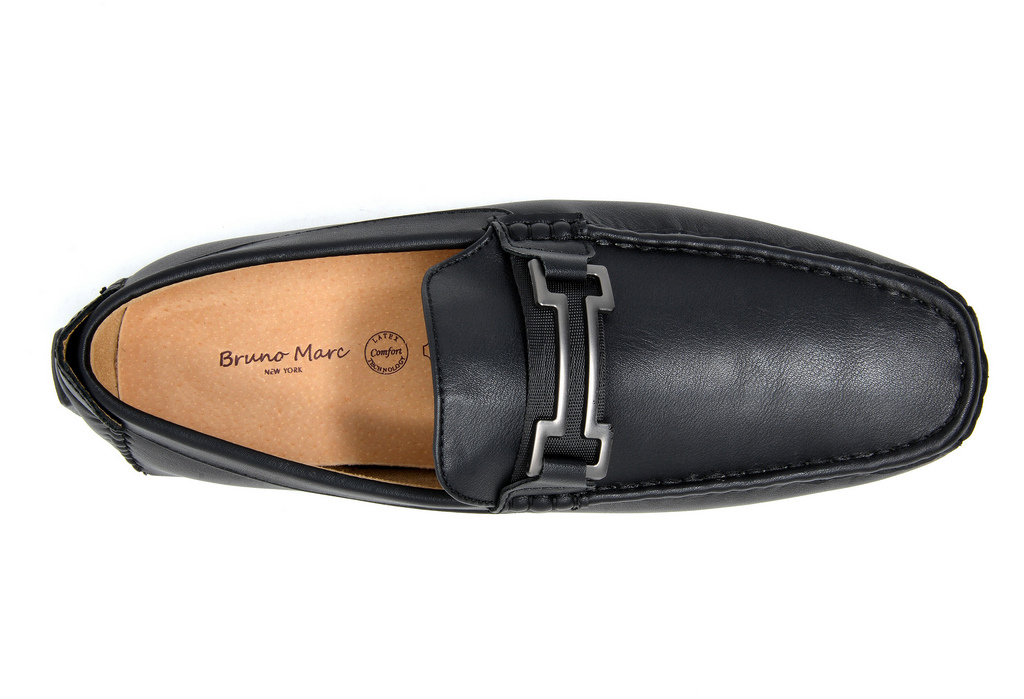 Bruno-Marc-Men-039-s-New-Classic-Fashion-Slip-on-Driving-Casual-Loafers-Boat-Shoes thumbnail 12