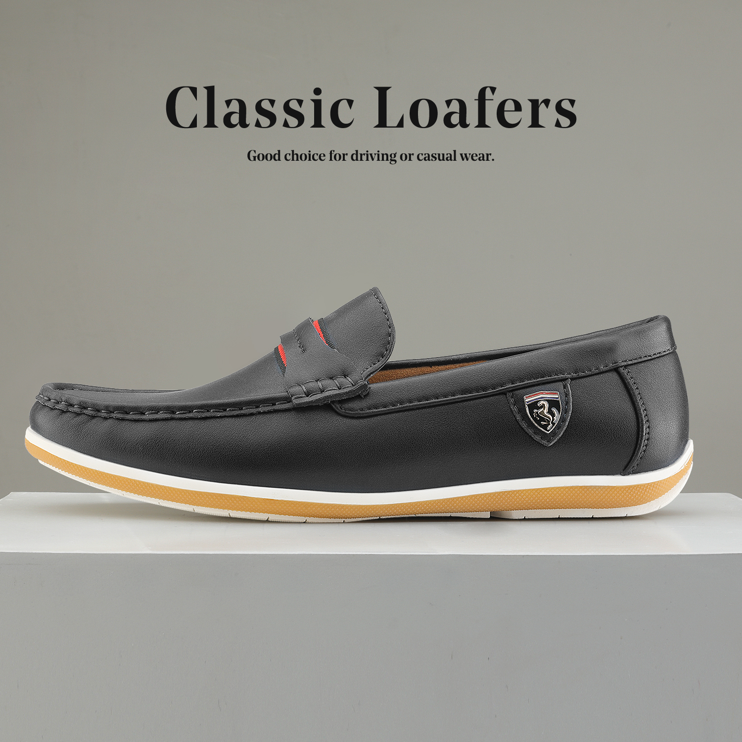 Bruno-Marc-Men-039-s-Casual-Loafers-Lightweight-Moccasins-Lazy-Driving-Soft-Shoes thumbnail 9