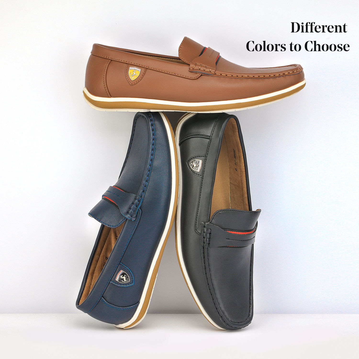 Bruno-Marc-Men-039-s-Casual-Loafers-Lightweight-Moccasins-Lazy-Driving-Soft-Shoes thumbnail 30