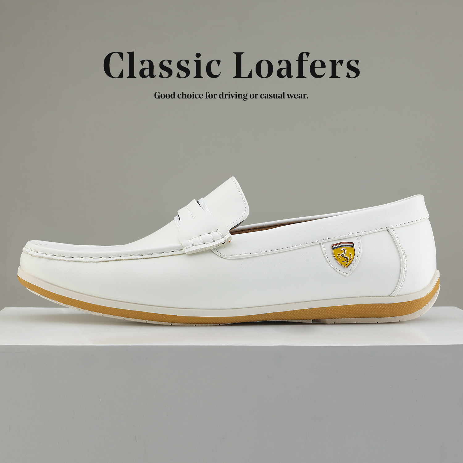 Bruno-Marc-Men-039-s-Casual-Loafers-Lightweight-Moccasins-Lazy-Driving-Soft-Shoes thumbnail 33