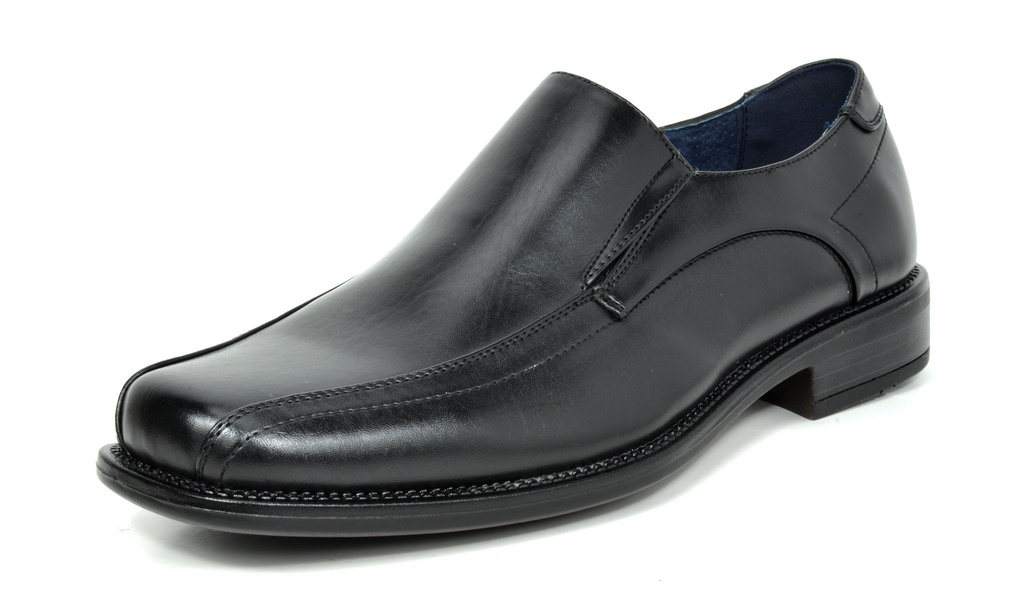 BRUNO-MARC-Men-STATE-Formal-Square-Toe-Leather-Lined-Slip-On-Dress-Loafers-Shoes thumbnail 7
