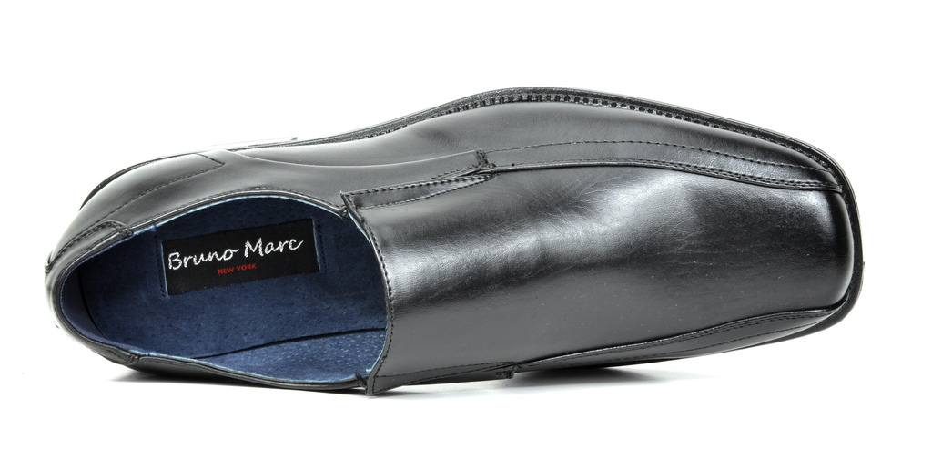 BRUNO-MARC-Men-STATE-Formal-Square-Toe-Leather-Lined-Slip-On-Dress-Loafers-Shoes thumbnail 10