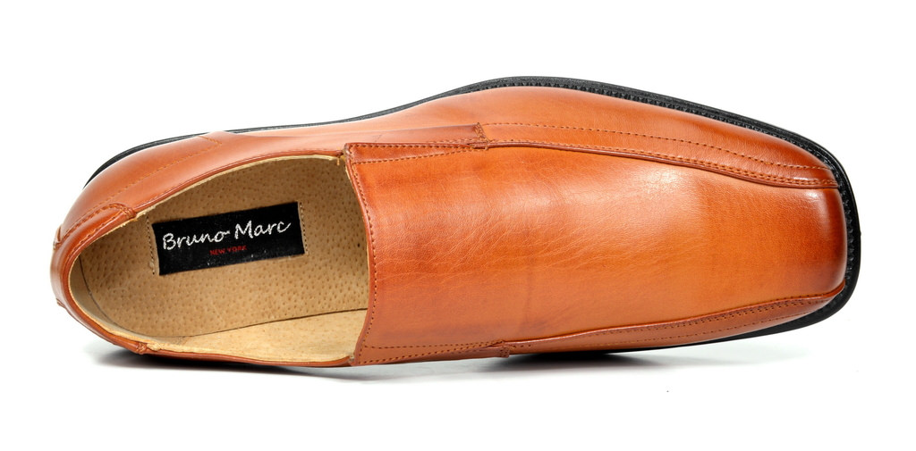 BRUNO-MARC-Men-STATE-Formal-Square-Toe-Leather-Lined-Slip-On-Dress-Loafers-Shoes thumbnail 15