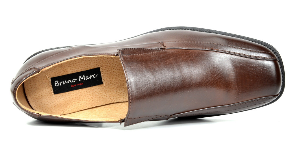 BRUNO-MARC-Men-STATE-Formal-Square-Toe-Leather-Lined-Slip-On-Dress-Loafers-Shoes thumbnail 19