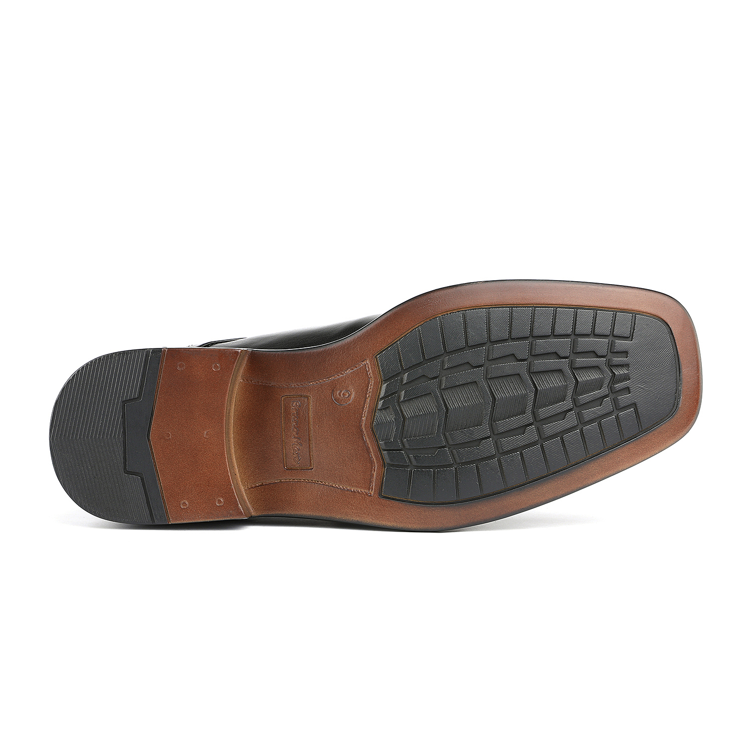 BRUNO-MARC-Men-STATE-Formal-Square-Toe-Leather-Lined-Slip-On-Dress-Loafers-Shoes thumbnail 23