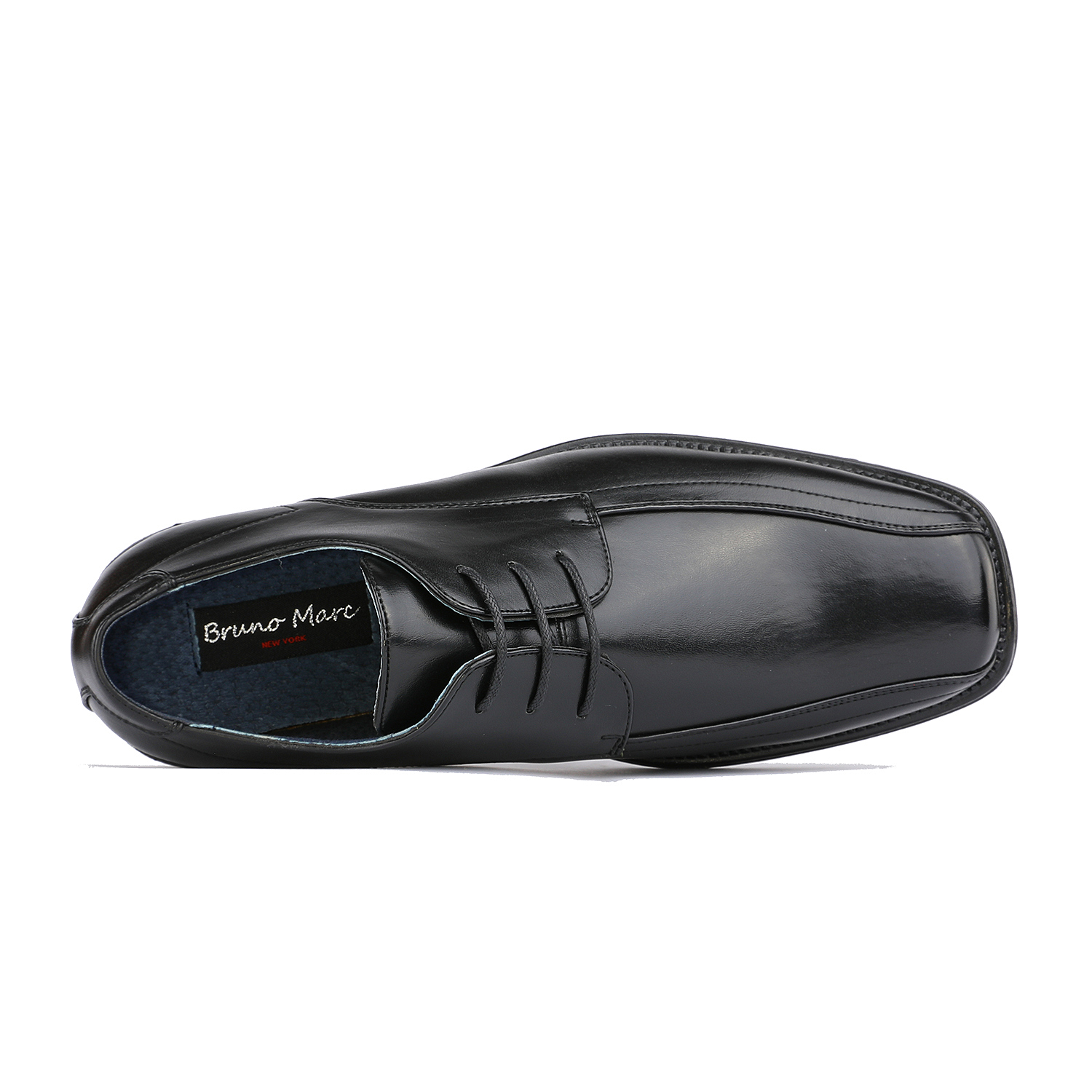 BRUNO-MARC-Men-STATE-Formal-Square-Toe-Leather-Lined-Slip-On-Dress-Loafers-Shoes thumbnail 22