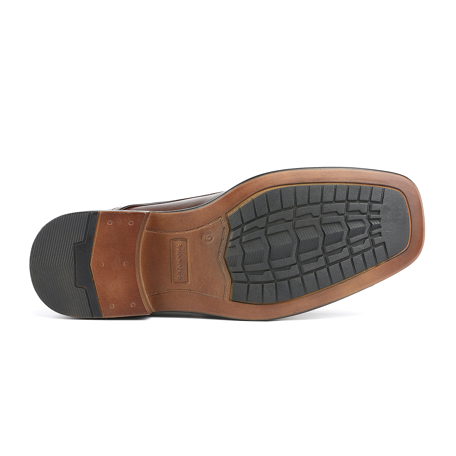 BRUNO-MARC-Men-STATE-Formal-Square-Toe-Leather-Lined-Slip-On-Dress-Loafers-Shoes thumbnail 33