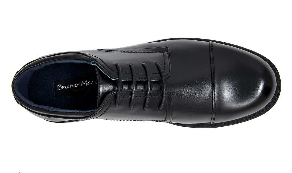 Bruno-MARC-DOWNING-Men-Formal-Classic-Lace-Up-Leather-Lined-Oxford-Dress-Shoes thumbnail 6