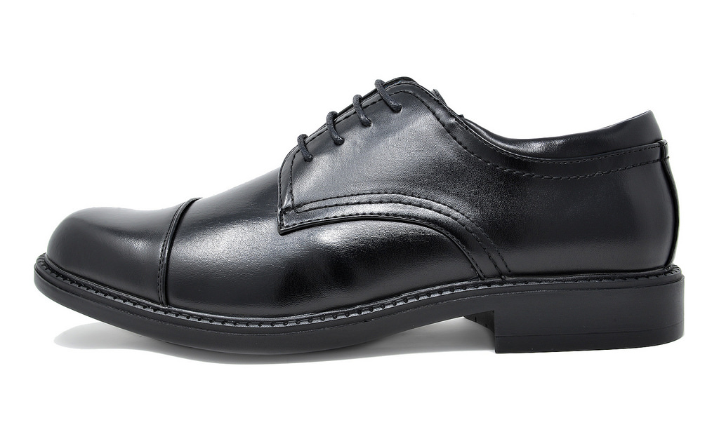 Bruno-MARC-DOWNING-Men-Formal-Classic-Lace-Up-Leather-Lined-Oxford-Dress-Shoes thumbnail 4