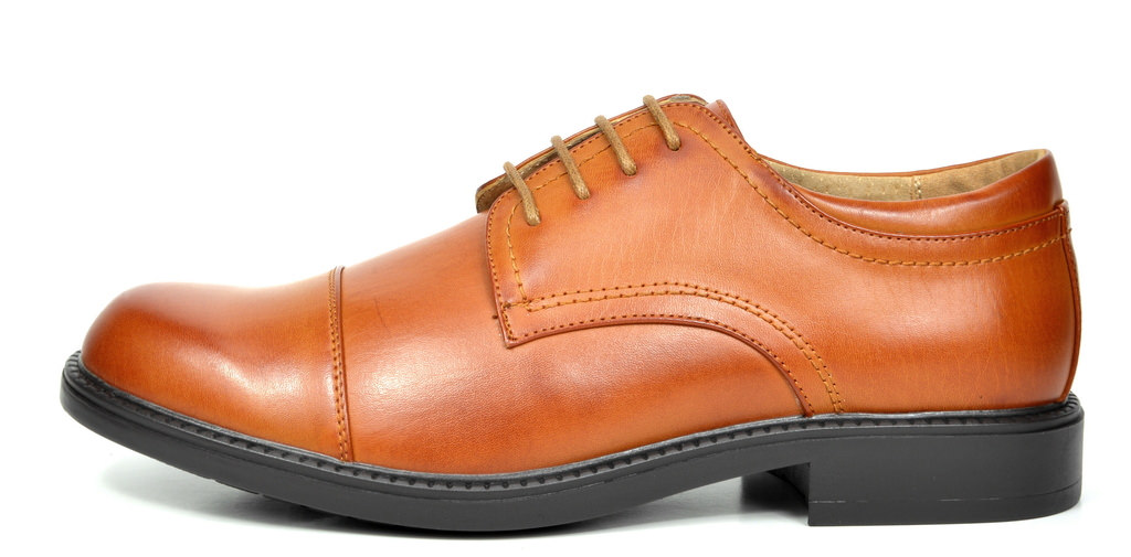 Bruno-MARC-DOWNING-Men-Formal-Classic-Lace-Up-Leather-Lined-Oxford-Dress-Shoes thumbnail 9