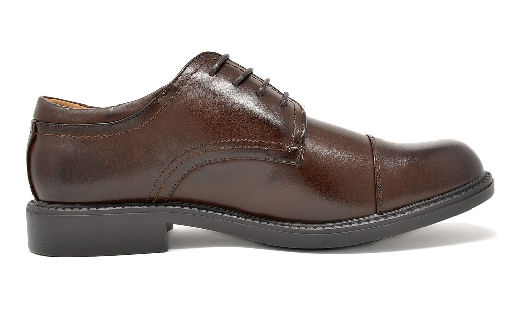 Bruno-MARC-DOWNING-Men-Formal-Classic-Lace-Up-Leather-Lined-Oxford-Dress-Shoes thumbnail 14