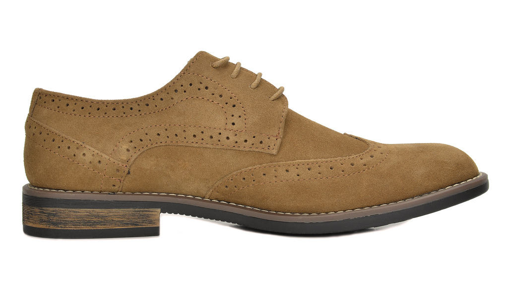 BRUNO-MARC-Fashion-Mens-Suede-Leather-Lace-up-Flats-Casual-Business-Oxford-Shoes thumbnail 11