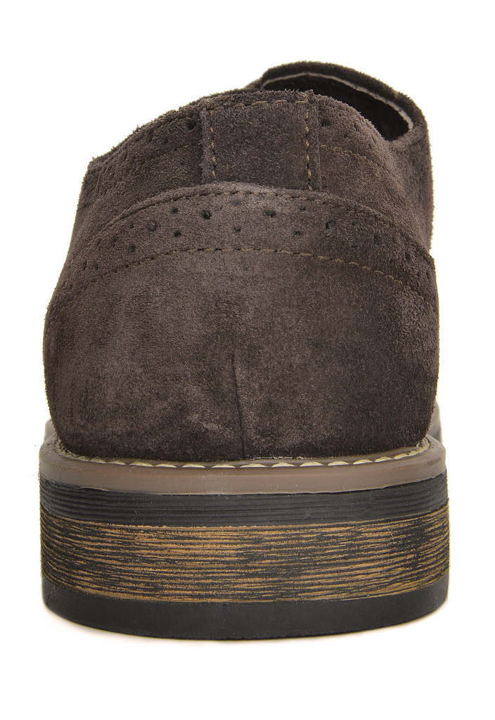 BRUNO-MARC-Fashion-Mens-Suede-Leather-Lace-up-Flats-Casual-Business-Oxford-Shoes thumbnail 19