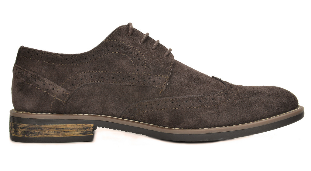 BRUNO-MARC-Fashion-Mens-Suede-Leather-Lace-up-Flats-Casual-Business-Oxford-Shoes thumbnail 18