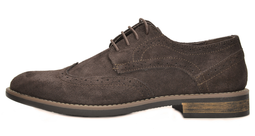 BRUNO-MARC-Fashion-Mens-Suede-Leather-Lace-up-Flats-Casual-Business-Oxford-Shoes thumbnail 17