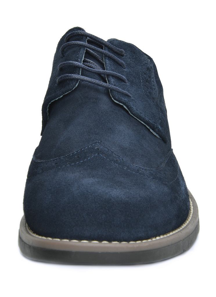 BRUNO-MARC-Fashion-Mens-Suede-Leather-Lace-up-Flats-Casual-Business-Oxford-Shoes thumbnail 26