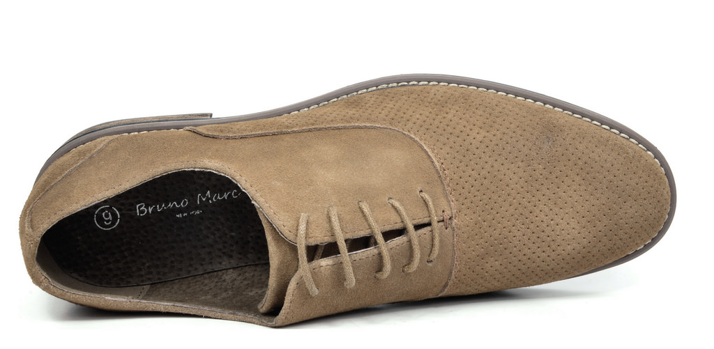 BRUNO-MARC-Fashion-Mens-Suede-Leather-Lace-up-Flats-Casual-Business-Oxford-Shoes thumbnail 47