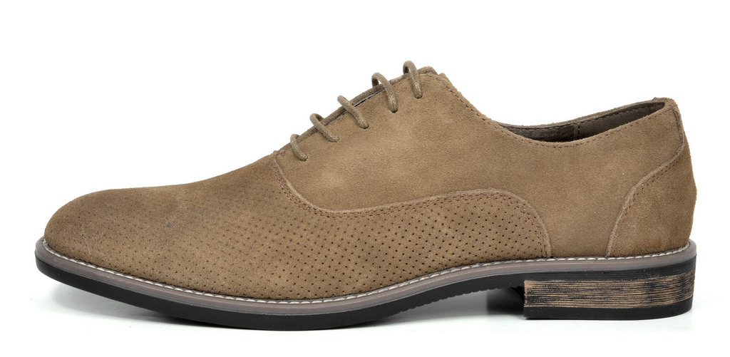 BRUNO-MARC-Fashion-Mens-Suede-Leather-Lace-up-Flats-Casual-Business-Oxford-Shoes thumbnail 45