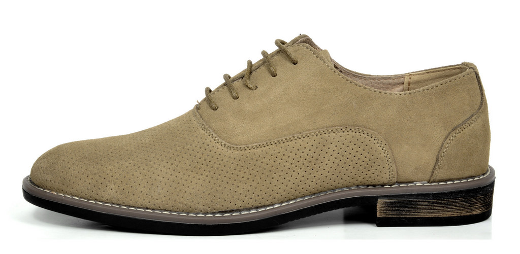 BRUNO-MARC-Fashion-Mens-Suede-Leather-Lace-up-Flats-Casual-Business-Oxford-Shoes thumbnail 49