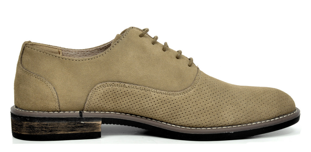 BRUNO-MARC-Fashion-Mens-Suede-Leather-Lace-up-Flats-Casual-Business-Oxford-Shoes thumbnail 50