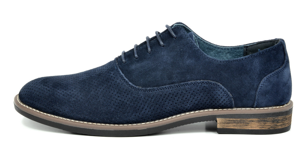 BRUNO-MARC-Fashion-Mens-Suede-Leather-Lace-up-Flats-Casual-Business-Oxford-Shoes thumbnail 57