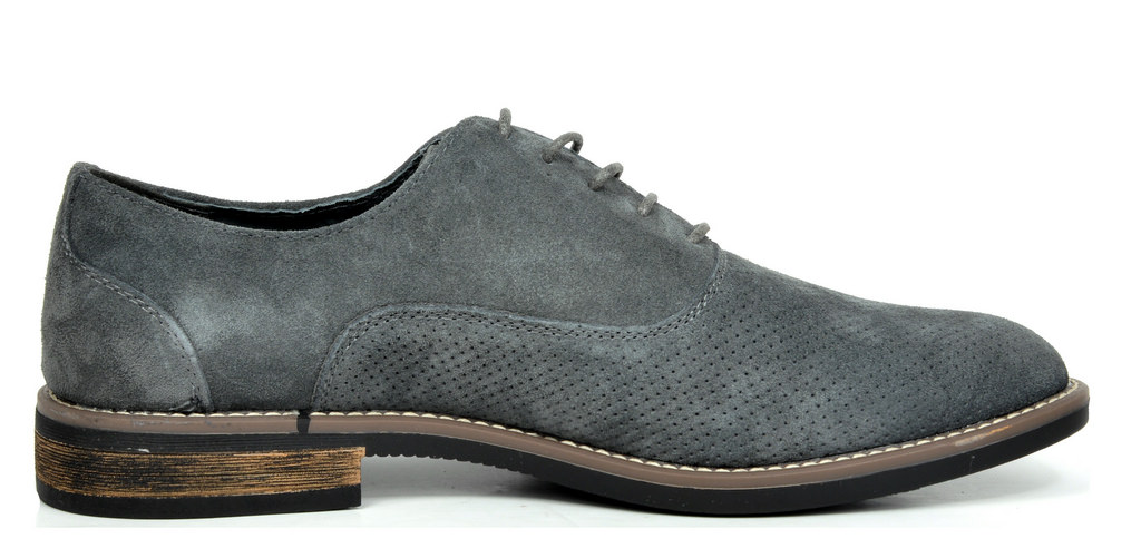 BRUNO-MARC-Fashion-Mens-Suede-Leather-Lace-up-Flats-Casual-Business-Oxford-Shoes thumbnail 62