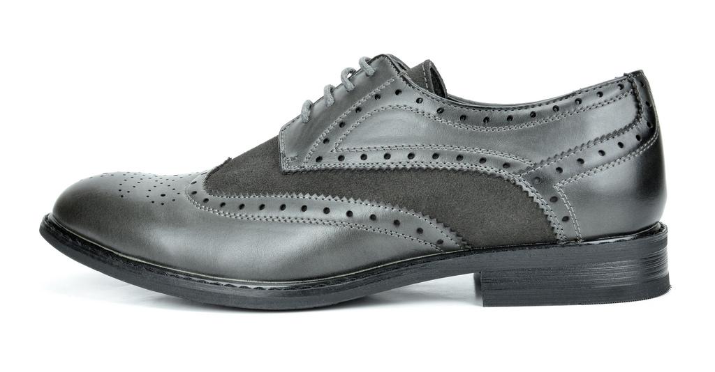 Bruno-Marc-Prince-pour-homme-en-cuir-double-lacets-Wing-Tip-formelle-robe-derbies-chaussures miniature 6